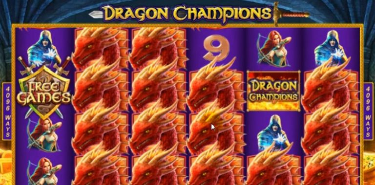 Dragon Champions slot review free play