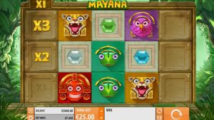 Mayana slot review free play