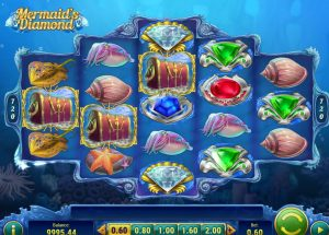 Mermaid's Diamond Slot review free play