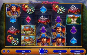 Napoleon & Josephine online slot