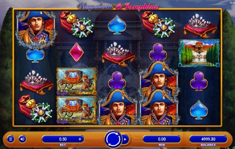 Napoleon & Josephine slot review free play