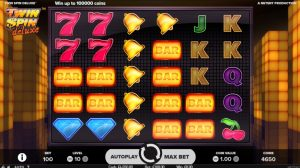 Twin Spin Deluxe Slot review free play