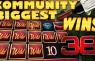 Community biggest slot wins Part 38