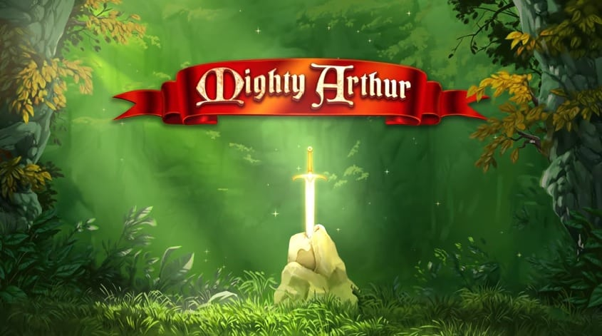 Mighty Arthur slot - Casumo Casino