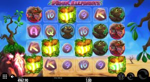 Pink Elephants video slots