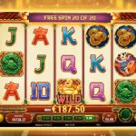 Prosperity Palace slot review free play