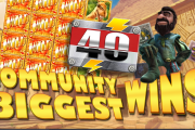 Community biggest slot wins Part 40