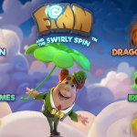 Finn and the Swirly Spin video slot