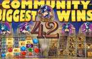Community biggest slot wins Part 42