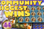 Community biggest slot wins Part 44