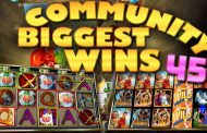 Community biggest slot wins Part 45