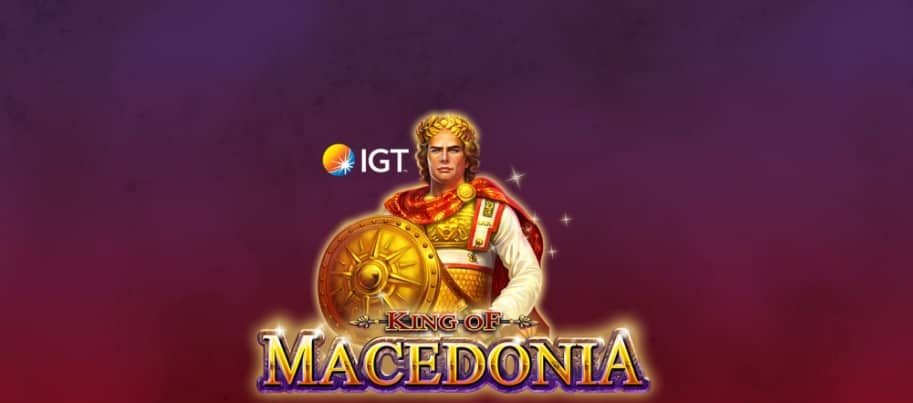 King of Macedonia - Casumo Casino