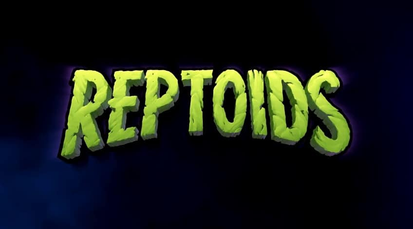 New Slot Review Reptoids