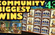 Community biggest slot wins Part 43