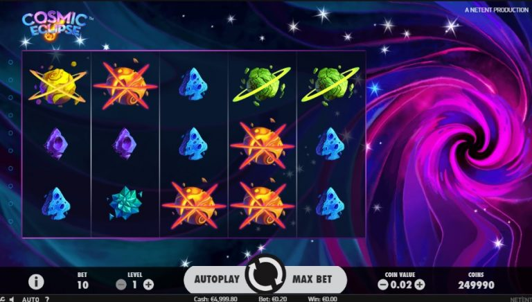 Cosmic Eclipse slot review