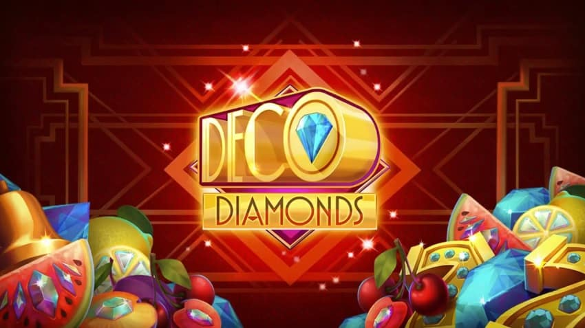 New Slot Review Deco Diamonds
