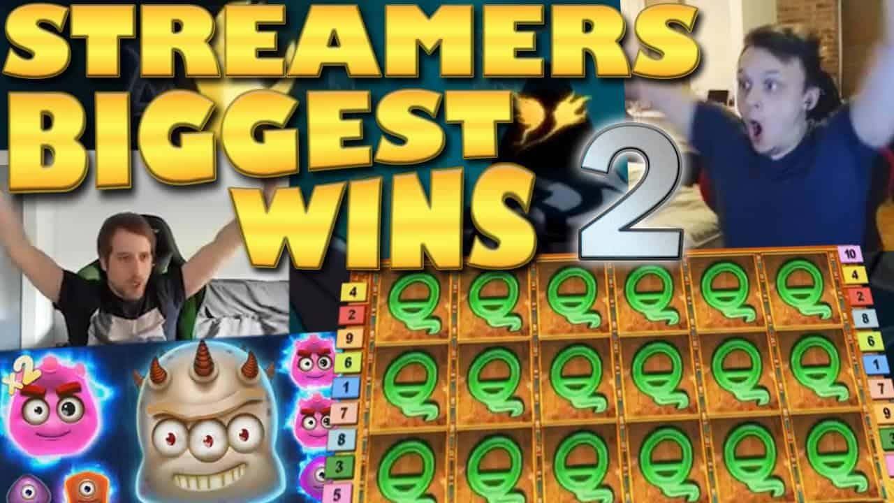 Casino Streamers Biggest Wins – Week 2 of 2018