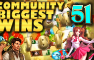 Community biggest slot wins Part 51