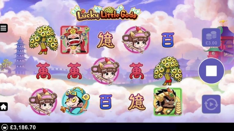 Lucky Little Gods Slot Review