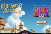 Slot Review - Witchcraft Academy
