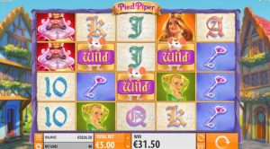 Pied Piper online slot free plsy