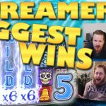 Casino Streamers Biggest Wins – Week 5 of 2018