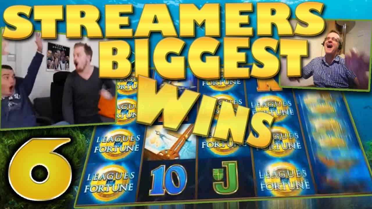 Casino Streamers Biggest Wins – Week 6 of 2018