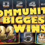 Community biggest slot wins Part 5 of 2018
