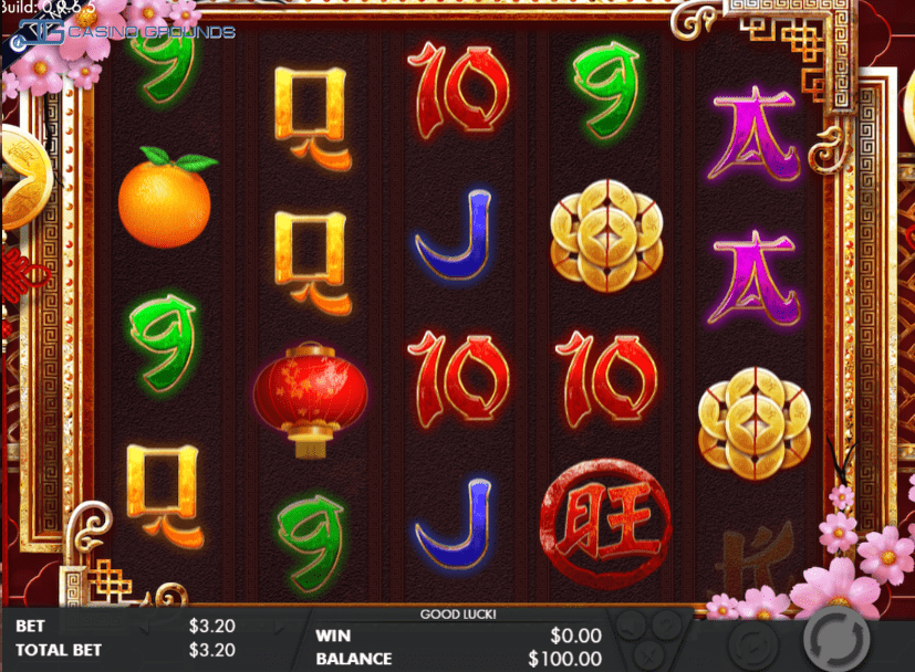New Slot Review – Genesis Gaming – Year Of The Dog
