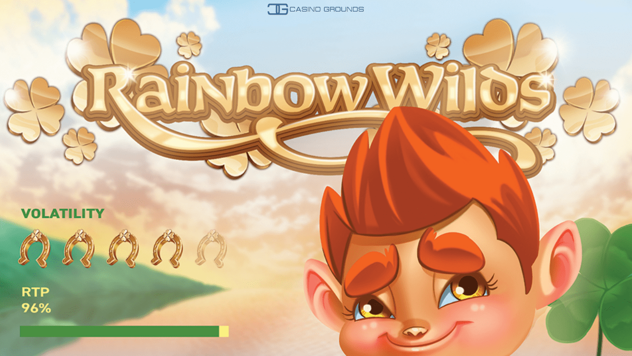 New Slot Review –  Iron Dog – Rainbow Wilds