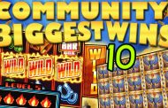 Community biggest slot wins Part 10 of 2018