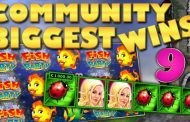 Community biggest slot wins Part 9 of 2018