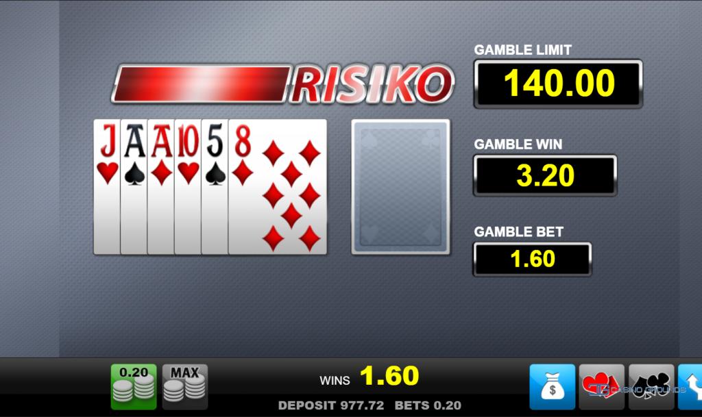 Merkur Gaming - Magic Monk Rasputin - Gamble Feature - casinogroundsdotcom
