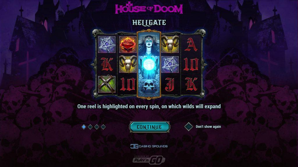 Play'n Go_House of Doom_Hellgate_casinogroundsdotcom