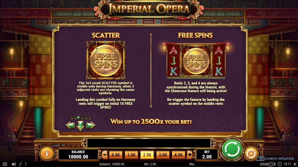 Play'n Go - Imperial Opera - Rules - Features 3 - casinogroundsdotcom