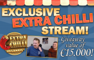 Exclusive Extra Chilli Stream - Giveaways and Competitions Inside!