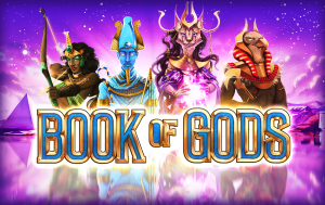 BTG - Book of Gods - Logo - casinogroundsdotcom