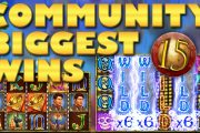 Community biggest slot wins Part 15 of 2018