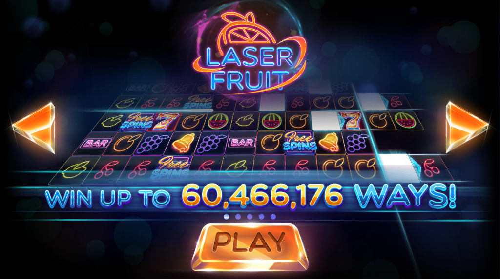 Video Slot Review – Laser Fruit – Red Tiger Gaming