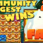Community biggest slot wins Part 20 of 2018
