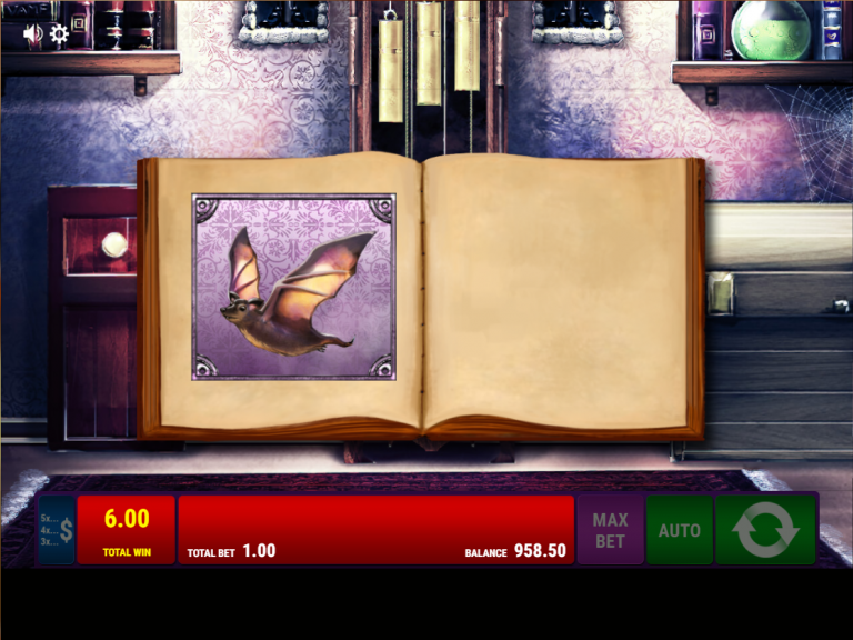 Gamomat - Book of the ages - Logo - casinogroundsdotcom