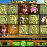 Netent - Jack and the Beanstalk - Logo - casinogroundsdotcom