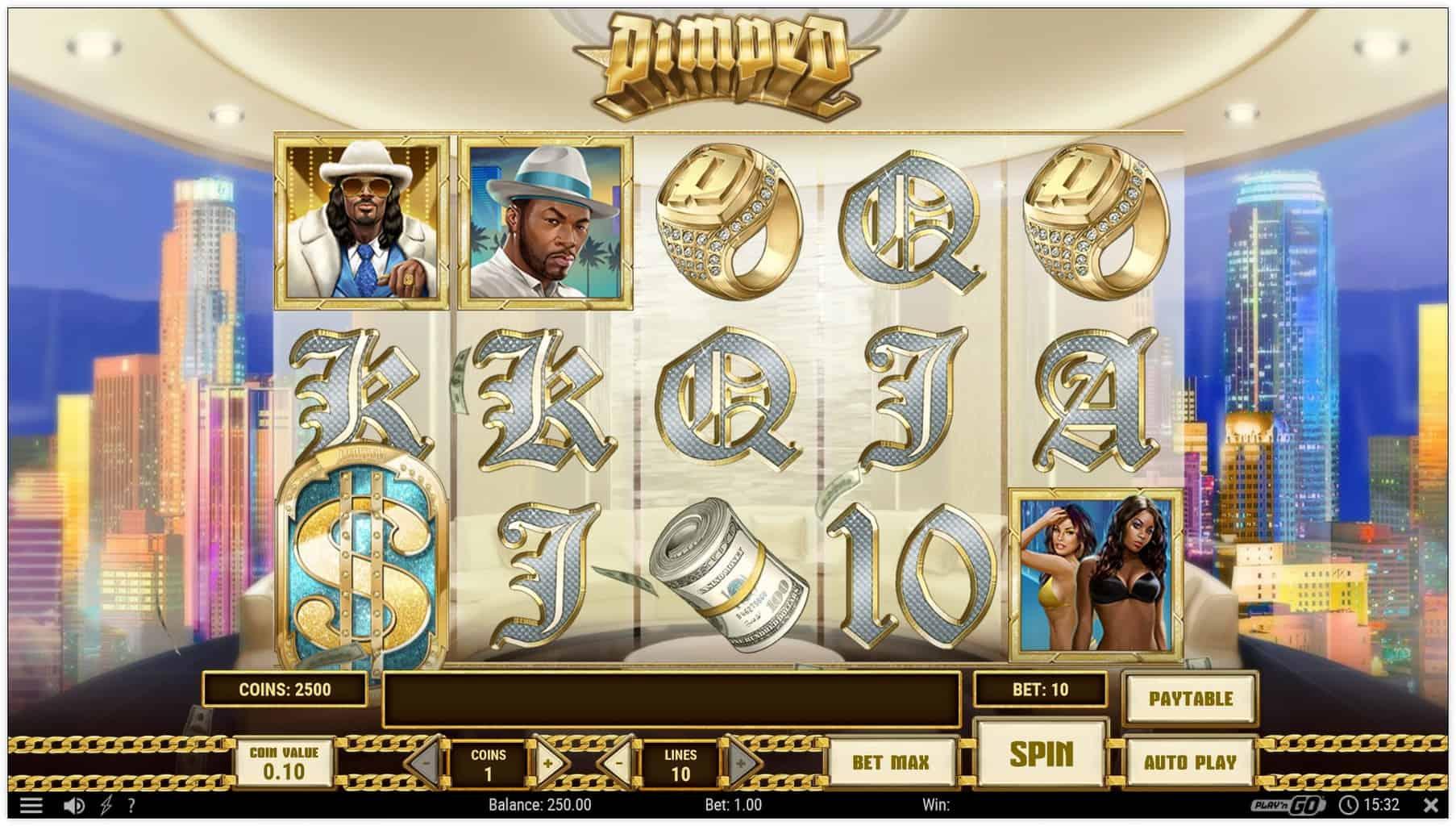 Play' N Go - Pimped - Reels -casinogroundsdotcom