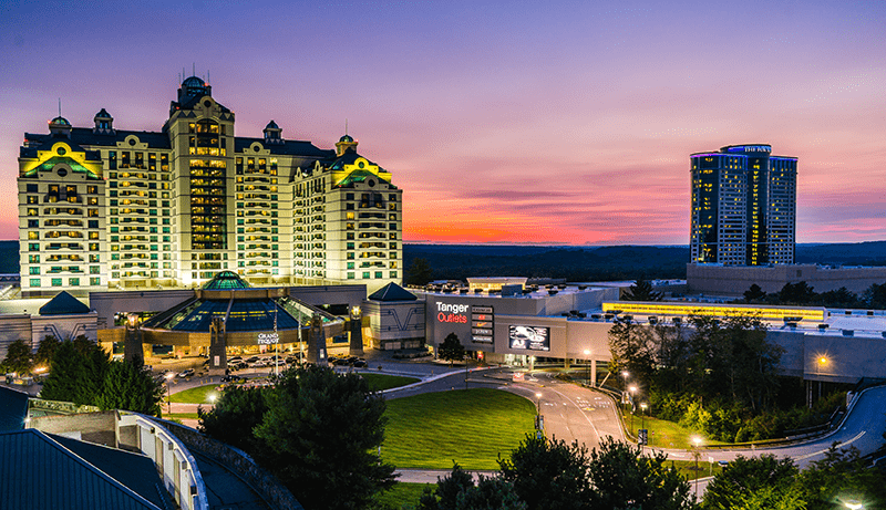 USA - Foxwoods - Resort
