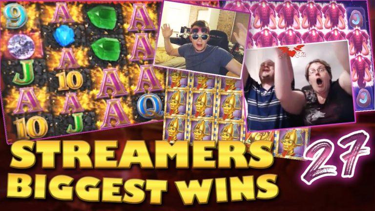 Casino Streamers Biggest Wins – Week 27 of 2018
