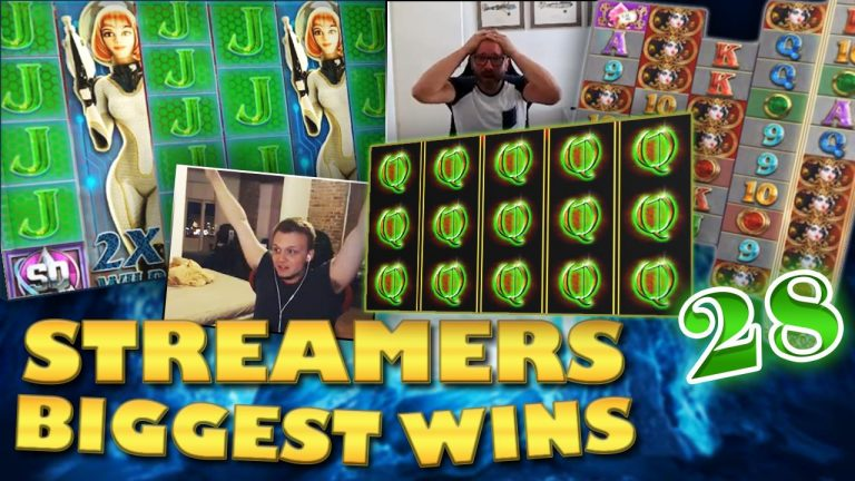 Casino Streamers Biggest Wins – Week 28 of 2018