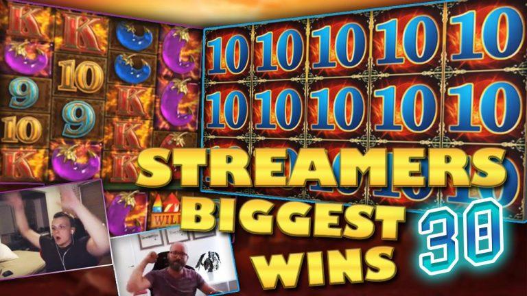 Casino Streamers Biggest Wins – Week 30 of 2018