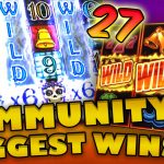 Community biggest slot wins Part 27 of 2018