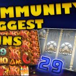 Community biggest slot wins Part 29 of 2018