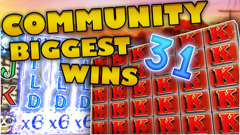 Community Biggest Wins 31